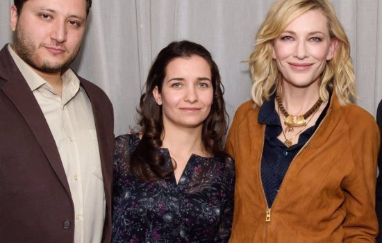 Cate Blanchett hosts a special screening of For Sama