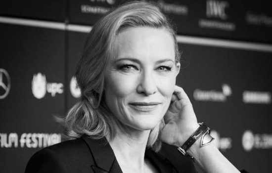 New Interviews with Cate Blanchett