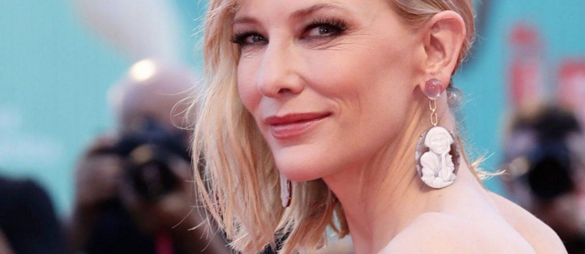 Cate Blanchett Named President of the 77th Venice Film Festival Jury