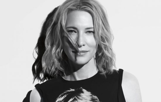Armani Beauty celebrates 20 years of activity with Cate Blanchett