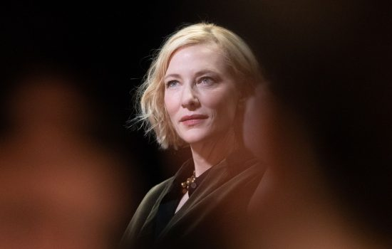 70th Berlin Film Festival – Cate Blanchett at the Talents Table Talk