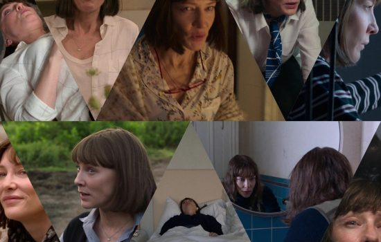 Where'd You Go Bernadette – Screencaptures