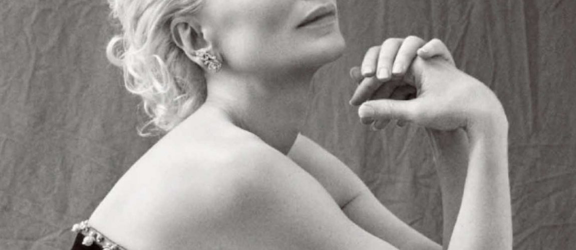 New magazines scans and interviews with Cate Blanchett