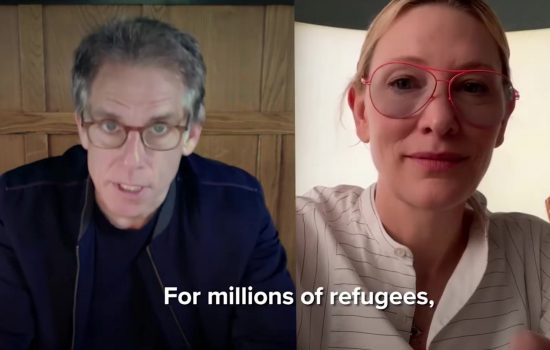 UNHCR, Cate Blanchett and more: 3 ways to support refugees during Covid-19