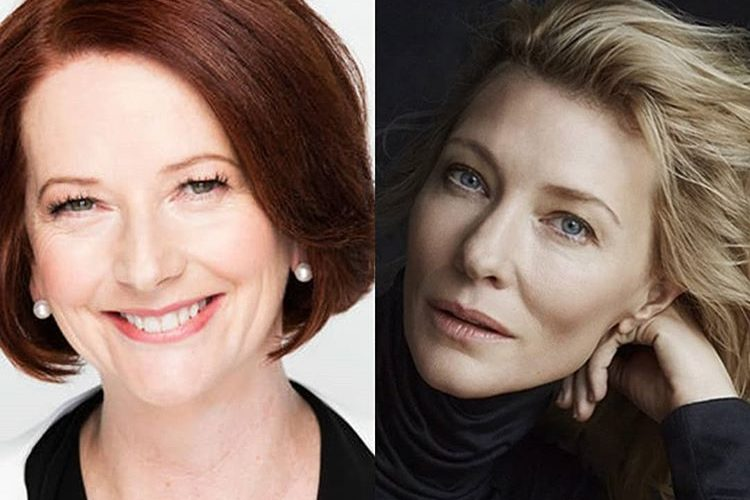 A Podcast of One's Own with Julia Gillard featuring guest Cate Blanchett