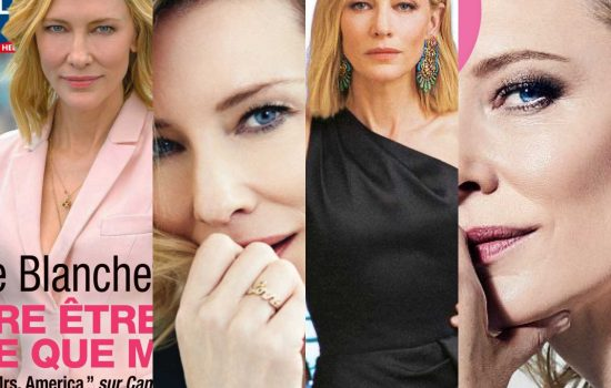 The cast of Mrs. America on the cover of Emmy Magazine + recent magazines scans