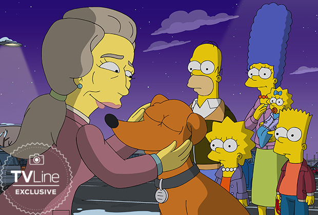 The Simpsons season 31 finale preview: Cate Blanchett guest stars