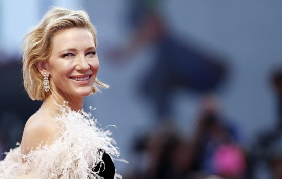 Cate Blanchett to receive SEGUSO Award for Lifetime Achievement + new interview ahead of 2020 Venice Film Festival