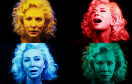 Cate Blanchett in The Four Temperaments