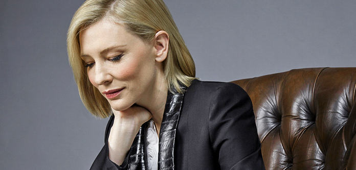 Cate Blanchett: 'Covid-19 has ravaged the whole idea of small government'