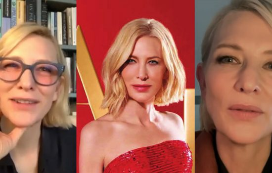 Cate Blanchett interviews Gregory Crewdson, New Sì Campaign Ad, & Earthshot Prize Council Member