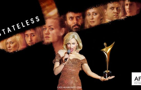 Cate Blanchett and Stateless AACTA Nominations