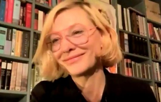 Q&A with Executive Producer Cate Blanchett and Director Christos Nikou for Apples (2020)
