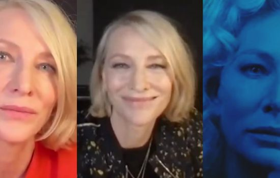 UNHCR and The Four Temperaments videos, Q&As and interview with Cate Blanchett