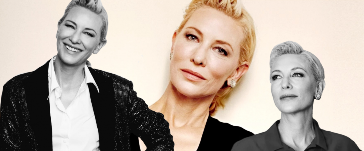 Cate Blanchett on Madame Figaro (Photoshoot & Scans), UNHCR videos, & Nightmare Alley wraps filming