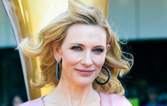 Cate Blanchett on AACTA International Awards Longlist, and THR magazine scan