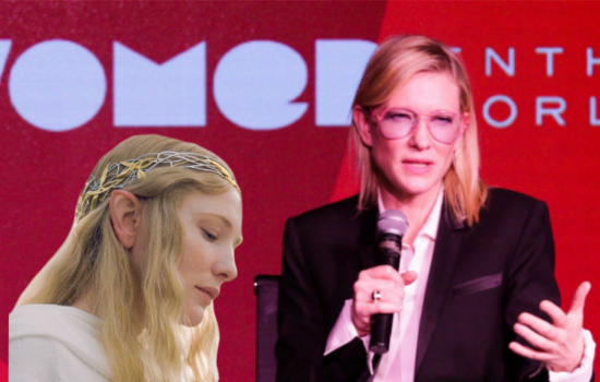 """Lord of the Rings Cast Reunion and TIME's """"Voices of the Future"""" Women's Summit"""