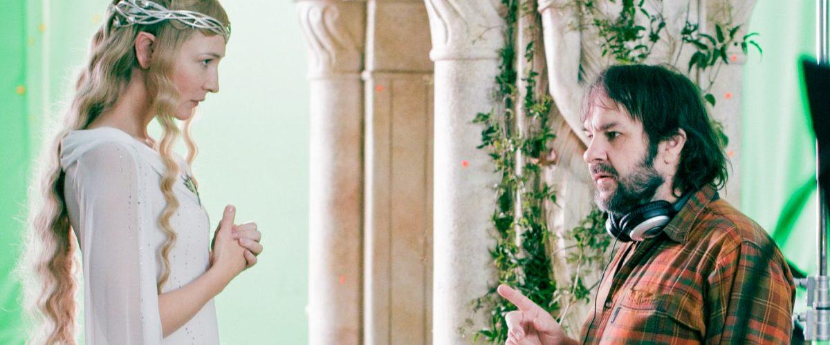Cate Blanchett to present Lifetime Achievement Award to Peter Jackson, and Sì perfume promo