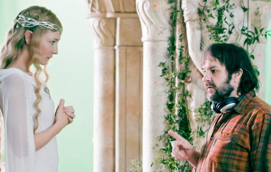 Cate Blanchett to present Lifetime Achievement Award to Peter Jackson, and Sì perfume promo