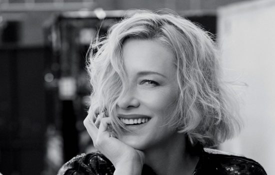 Cate Blanchett talks about why she loves surprises