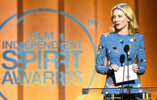 Cate Blanchett to present award at 2021 Indie Spirit Awards