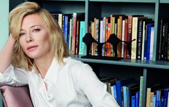 Cate Blanchett to present ABIA Book of the Year Award, and Borderlands filming begins