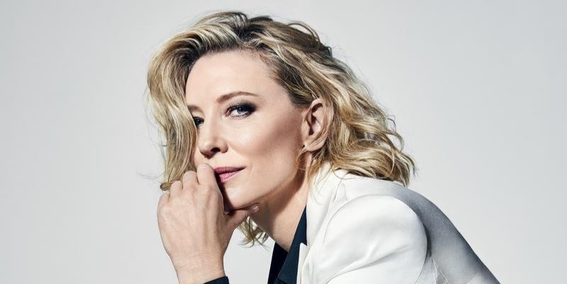Cate Blanchett's new executive produced docu series, Burning