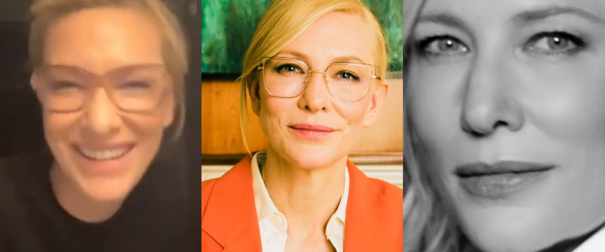 Cate Blanchett talks about Apples; and Amazon Prime promo reel includes executive produced documentary, Burning