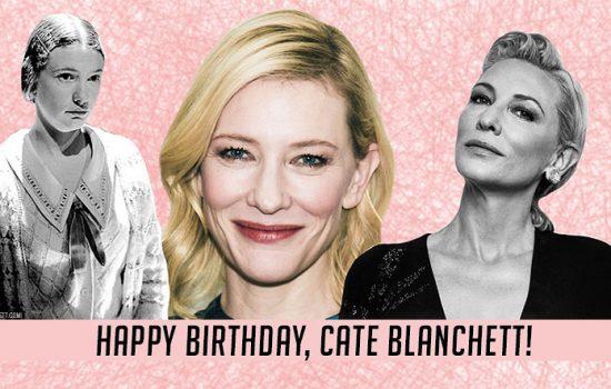 Happy Birthday, Cate Blanchett! – Gallery Update 2021 + Donation Drive
