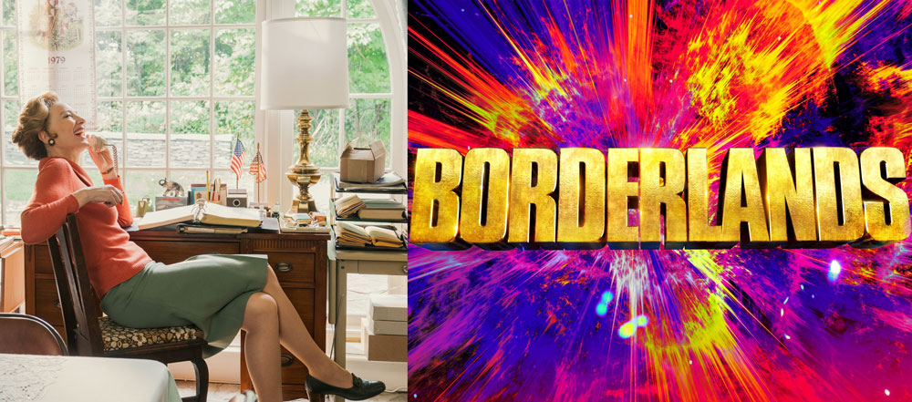 Mrs. America wins at Gracie Awards; and Borderlands Movie Update