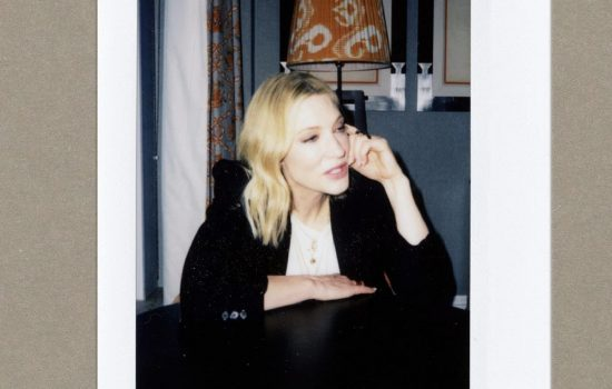 Cate Blanchett news compilation