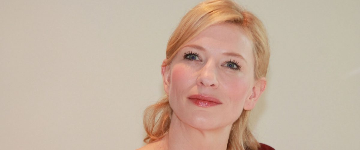 Cate Blanchett on Strength, Sexism, and Social Media – Reader's Digest Magazine Scan