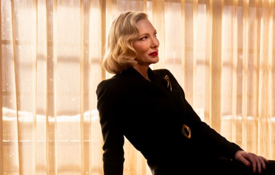 First look at Cate Blanchett in Nightmare Alley