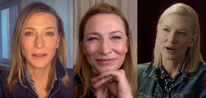 Cate Blanchett in Eli Roth's History of Horror; Earthshot London 2021; & BBC's Inside Culture