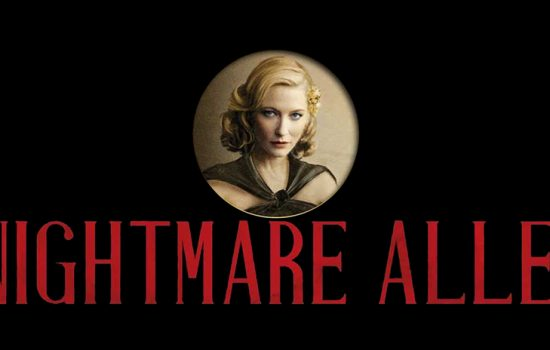 Nightmare Alley to premiere at Academy Museum of Motion Pictures; & and a new Nightmare Alley Book